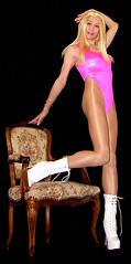 0503 (Youko_Kishida) Tags: fetish crossdresser tgirl leotard crossdressing pantyhose stocking tights lycra