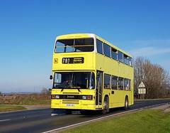 Still Going Strong... Transdev Harrogate  H550 GKX ( 15 ) (munden.chris) Tags: transdev harrogate buscompany h550gkx 15 leyland