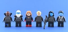 Coming soon... (Alex THELEGOFAN) Tags: lego legography minifigure minifigures minifig minifigurine minifigs minifigurines movie marvel captain kree starforce korath minerva yon rogg bronchar attlass