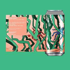 Left Handed Giant (UK) x Mother Kellys (UK) - Spin Drift // IPA // 6.8% (International Beer News) Tags: beer beers craft craftbeer beerme beerporn beernews beerelease