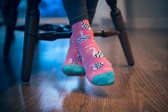 Rock'em Sock'em 009/365 (Watermarq Design) Tags: feet swans socks 365project