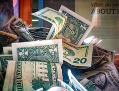 money money money (Podsville) Tags: eastlansing january msu msumuseum michigan michiganstateuniversity money winter
