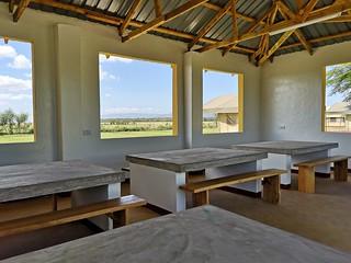 Africa Safari Lake Manyara Camping canteen