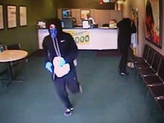 Armed Robber (Jasson Steffan) Tags: san diego robbery mira mesa 211pc armed police disguise thief money armedrobbery sandiego miramesa checkngo gloves