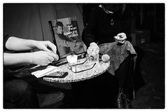 Brunhild Ferrari in conversation with David Grubbs @ Cafe Oto, London, 14th February 2019 (fabiolug) Tags: book hands microphone microphones brunhildferrari davidgrubbs conversation talk lucferrari lucferrarifestival stereospasmsfestival composer compositions cafeoto london dalston music gig performance concert live livemusic leicammonochrom mmonochrom monochrom leicamonochrom leica leicam rangefinder blackandwhite blackwhite bw monochrome biancoenero 35mmsummicronasph 35mmf2summicronasph summicronm35mmf2asph summicron35mmf2asph 35mm summicron leicasummicron leica35mm