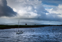 Irish Sky and Sea (Strocchi) Tags: landscape ireland irish sea clouds sky canon eos6d 24105mm rossespoint
