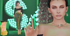 Gee thanks (Dan Gericault Lol and XD 4Evah) Tags: secondlife sl slfashion slackgirl nails mesh akerukadeluxe akerukaak bento head newrelease aurealis aurealisl aurealisjewelry jewelry dubaievent sensevent thearcade shoes enchante gacha phoenix hair
