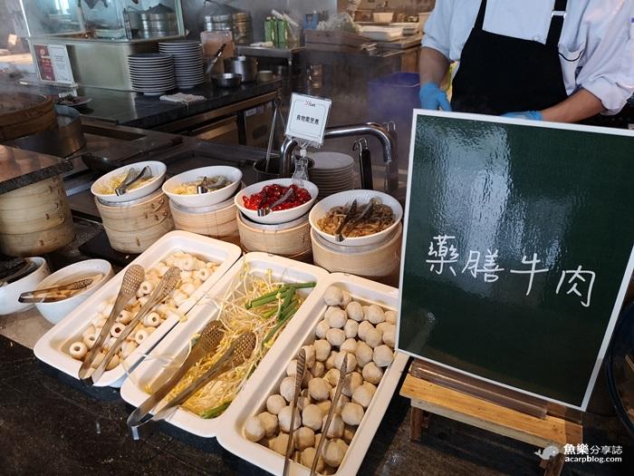 【新北板橋】MEGA 50樓Cafe 自助餐廳│高空賞景浪漫buffet│期間限定手抓海鮮吃到飽 @魚樂分享誌