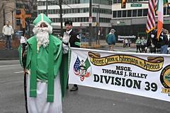 Monsignor Thomas J. Rilley Ancient Order of Hibernians Division 39