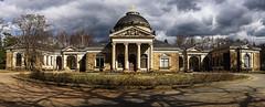 Chapel of the Johannisfriedhof (Rambofoto) Tags: kapellejohannisfriedhofsdresden kapelle friedhof sony ilce7