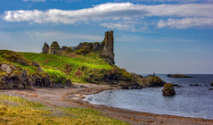 Dunure 06 April 2019 00006-Edit.jpg (JamesPDeans.co.uk) Tags: castle forthemanwhohaseverything landscape gb printsforsale firthofclyde ayrshire strathclyde sea dunure unitedkingdom shore beach scotland ruins greatbritain britain wwwjamespdeanscouk history europe jamespdeansphotography landscapeforwalls coast uk digitaldownloadsforlicence