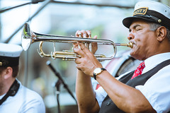French Quarter Festival - Audacity Brass Band