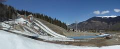 Tremplin du Praz Ski Jumping Hill (chdphd) Tags: courchevel skijump skijumphill skijumpinghill