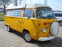 Volkswagen Bus T2b Camper  02-1976  46-YB-48 (harry.pannekoek) Tags: volkswagen bus t2b camper 021976 46yb48
