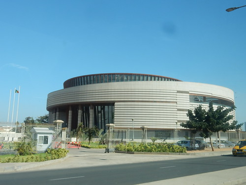 The Museum of Black Civilisations, Dakar