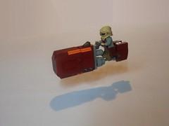 Rey's Speeder (Mr_Idler) Tags: lego starwars rey speeder
