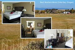 Best Western Motel (Eclectic Jack) Tags: eastern oregon trip october 2018 rural agriculture farm farming autumn fall mountains