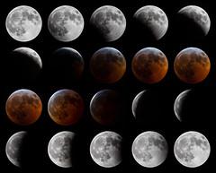 Lunar Eclipse January 2019 (HubbleColor {Zolt}) Tags: lunareclipse night sky moon timelapse c5