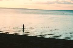 Fraser Island, Australia (soojeensin) Tags: mood blue ocen fraserisland beach rain water waterdrops australia
