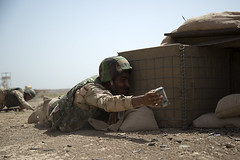 150604-A-YV246-216 (Matthew Bailey Photos) Tags: camptaji 5thsquadron 82ndabndiv 3rdbde assist advise usarmy iraq training iraqiarmy 73rdcavalryregiment 20thpublicaffairsdetachment arcent 573cav isil daish combinedjointtaskforceoperationinherentresolve islamicstateofiraqandthelevant m16rifle m249squadassaultweapon m240b 76thbrigade 16thdivision oir operationinherentresolve operationinherentresolute soldiers comcam 2505thparachuteinfantryregiment 2505thpir anzac australianarmy newzealandarmy iq