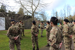 CCF Inspection 2019 (32) (Headington School, Oxford) Tags: u4 l5 u5 l6 u6 ccf middle sixthform headingtonschool
