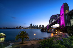 Milson's Point (Photos By Dlee) Tags: sonyalphaa7iii sonya7iii sonya73 sony sonyalpha mirrorless fullframe fullframemirrorless canonef1635mmf4lis canon1635mmf4lis wideangle ultrawideangle uwa zoom photo photosbydlee photography australia sydney newsouthwales nsw summer landscape urbanlandscape cityscape sunset buildings architecture milsonspoint bluehour