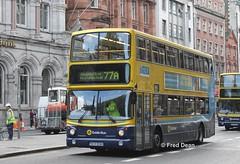 Dublin Bus AV385 (04D20385). (Fred Dean Jnr) Tags: dublinbusyellowbluelivery busathacliath dublinbus rend dublin volvo b7tl alexander alx400 av385 04d20385 damestreetdublin september2012 dublinbusroute77a