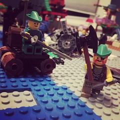 The Lego Table is bustling this morning... (BrickPhilG) Tags: lego vintagelego legos legophotography legominifigures legotable legoland legomania legogram legoart legostory legofan legocity legolife legocastle legopirates legoninja ninjago legominifigure legomovie legoaddict legobricks legominifigs legocollection legofriends legoworld legominifig legoideas legoconflict legohero legobattle
