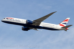 G-ZBKE British Airways B787-9 Dreamliner London Heathrow Airport (Vanquish-Photography) Tags: gzbke british airways b7879 dreamliner london heathrow airport egll lhr londonheathrow londonheathrowairport heathrowairport vanquish photography vanquishphotography ryan taylor ryantaylor aviation railway canon eos 7d 6d 80d aeroplane train spotting