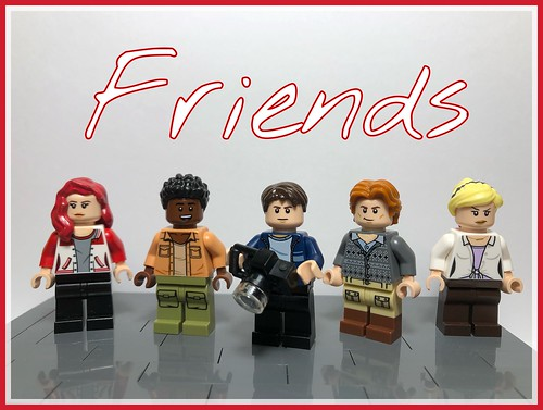 "Marvel Figs #34: ""Friends and Stuff"""