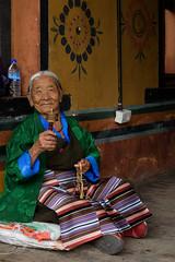 Bhutan Thimphu Tshechu Festival (.John Wong) Tags:
