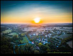 180919-0175-MAVICP-HDR.JPG (hopeless128) Tags: 2018 fields sky eurotrip road sunset trees france nanteuilenvallée charente fr