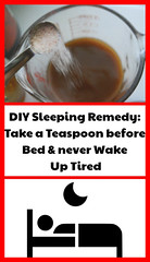 DIY Sleeping Remedy: Take a Teaspoon before Bed & never Wake Up Tired (healthylife2) Tags: diy sleeping remedy take teaspoon before bed never wake up tired