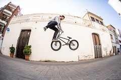 Dominik Singer @ Premir Del Mar / Spain (MichaelBmxking) Tags: canon 5d 5dmk3 5dmark3 5dmkiii 5dmarkiii 50mm sigma art available light summer sun good weather vibes travel vacation trip lucru street urban bmx 15mm fisheye f28 pov action fear risk brca barcelona spain europe