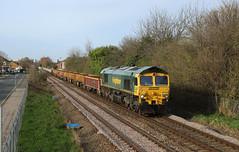 66545 (Andy Hughes Rail Pics.) Tags: 66545 6y33 hull 23032019