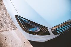 Multibeam LED (FOXTROT|ROMEO) Tags: led light mercedes mercedesbenz car auto front benz sclass sklasse white german