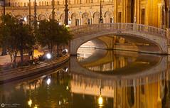 1521_SEVILLA_2019.04.05 (JCM Photo) Tags: andalucía españa night noche reflection reflejo sevilla spain