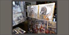 ESTUDIO-ARTISTA-PINTOR-ERNEST DESCALS-MANRESA-ESTANCO-TIENDAS-INTERIORES-VIKINGOS-TRABAJO-ARTE-PINTURA-CUADROS-DIVERSIDAD-TEMATICA-PINTURAS-PERSONAJES- (Ernest Descals) Tags: estudio study manresa barcelona catalunya catalonia cataluña art arte calendario artwork paint pictures fotos trabajar work working trabajo creativo crear pintar pntando pintant paintng paintings cuadros pintura pinturas quadres pintures pintor pintors pintores painters painter vikingos vikings warriors guerreros personajes interiores interiors botigues tiendas shops platicos plastica ernestdescals estanc estanco estancos carrervilanova historia history historico historicos botiga barriantic artistes artistas artist artista creativos año2018 año2019 tiempo time tematicas historicas proyectos pintarlo imagenes ciclos paseo terrenal