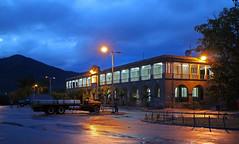 Welcome at The Hotel At Cuba (Le.Patou) Tags: cuba santagio hotel monastère montagne mountain motel nighy dark blue light lighting monastery canon eosm landscape reflet reflect truck patouplaylist elcobre