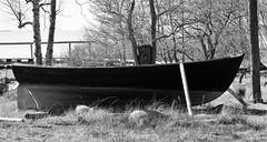 6Q3A4773 (www.ilkkajukarainen.fi) Tags: herring boat fishing fish silakka wood carving björkör lemland saari island suomi finland finlande eu europa scandinavia ahvenanmaa åland visit travel travelling happy life mustavalkoinen monochrome blackandwhite