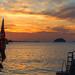 Sunrise at Chalong Bay, Phuket island, Thailand