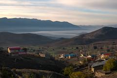 Valley near Orost (Robin Geys) Tags: iran nikon d90 persia orost sunrise sigma 2470mm f25 ex dg hsm