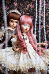 Happy New Year! (Do Dolls Dream) Tags: dodollsdream ball jointed doll do dolls dream margaret bjd