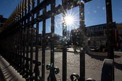 Sunny site (herman hengelo) Tags: backlight madrid spanje hff de catedraldesantamarialarealdelaalmudena squareatcathedral spain