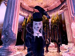 Victorian vampire of Tremere's clan (meerlindaviolet) Tags: meerlindaviolet tremere worldofdarkness roleplay secondlife pumec catwa bentoheads meerlinda whitewolf victorianages wod