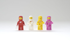 LEGO Space Squad - atana studio (Anthony SÉJOURNÉ) Tags: lego brick afol moc creator atana studio anthony séjourné