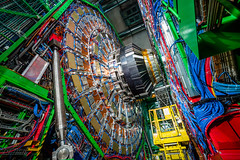 450292701 (modiscommunications) Tags: photography nopeople particleaccelerator spool colorimage 21stcentury caucasian speed multicolored red industry technology research horizontal scientist europe particle equipment cern largehadroncollider