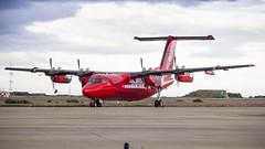 De Havilland Canada DHC-7-110 Dash 7 / British Antarctic Survey / VP-FBQ (Vicente Quezada Duran) Tags: de havilland canada dhc7110 dash 7 british antarctic survey vpfbq