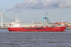 Key Marin (Das Boot 160) Tags: keymarin tanker tankers ships sea ship river rivermersey port docks docking dock boat boats maritime mersey merseyshipping