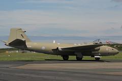 XH134 BAC CANBERRA RAF (Barry Swann) Tags: raf 100pru royalairforce canberra bac britishaircraftcorporation salmesbury warton lancashire wyton marham valley wales anglesey photo spotter canon canonlens